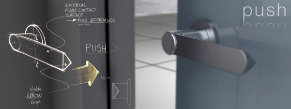 Door Handle for Dummies | Yanko Design
