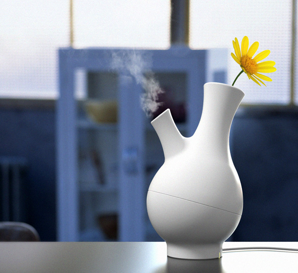 Nature Pot – Humidifier by Jeong Yong