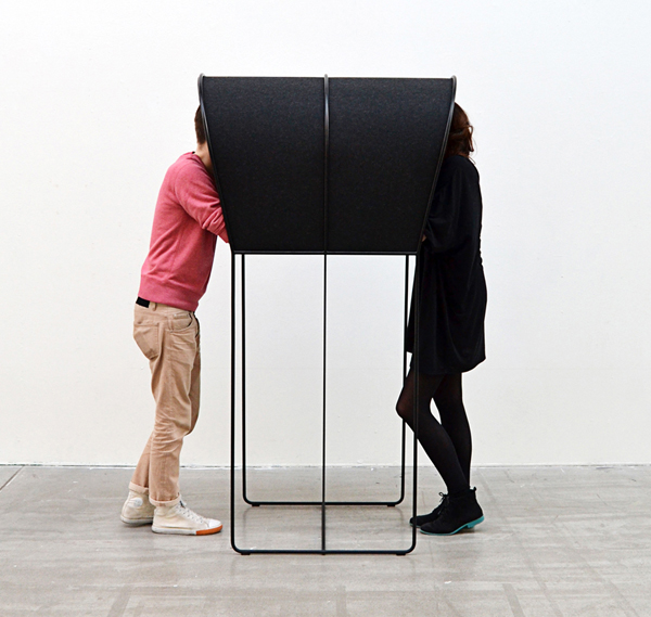 Confession - Seclusion Furniture by Nick Ross