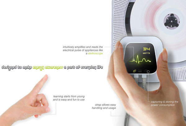 Eco.Pulse - A Smart Power Meter by Lim Wan Xuan & Tang Xueling Jane