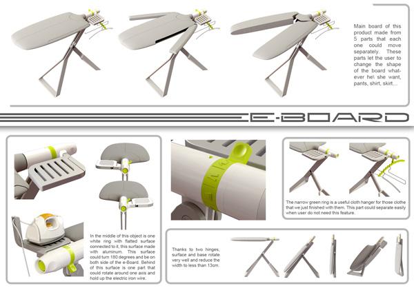 Ironing Table Designs : Ironing Table Designs : Ironing Board Design