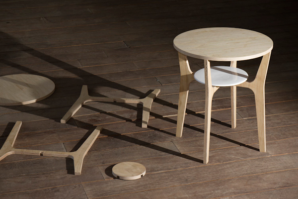 Flat pack yanko design for Flat pack muebles