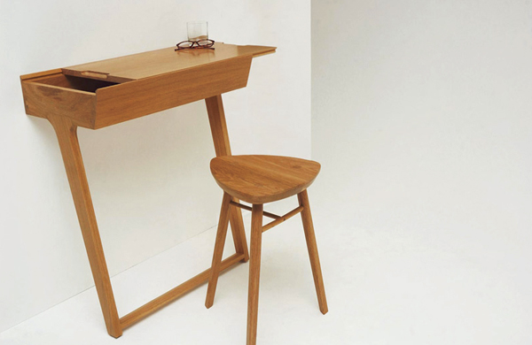 Quello - Console Table and Stool by Phil Proctor