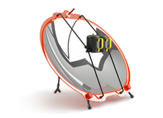 Emergency Solar Cooking