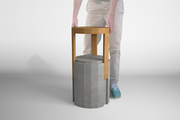 Imprint - Stool by NOCC