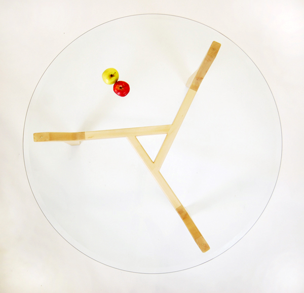 Nina - Table by Phil Proctor