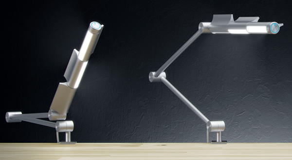 Lampus – LED Modular Lamp by Art Lebedev