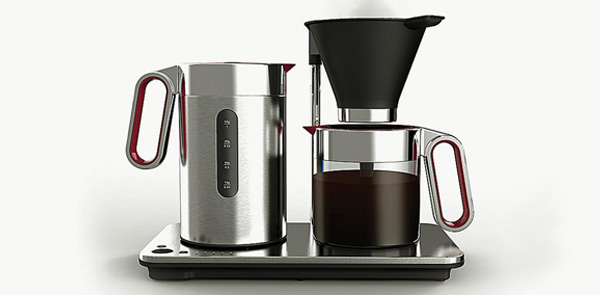 Wilfa SVART Manuell Coffee Machine by Designit