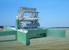 The Great River Turbine