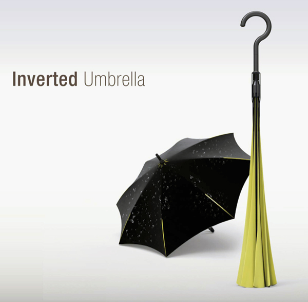Inverted Umbrella by Ahn Il-Mo, Kim Tae-Han, & Seo Dong-Han