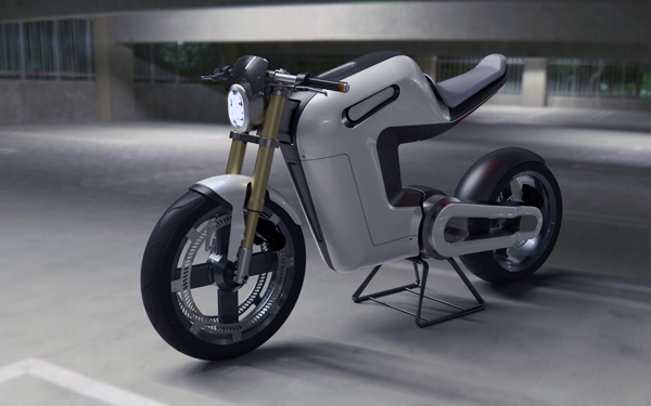 Bolt - Electric Motorcycle by Springtime