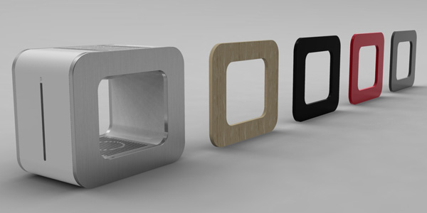 Conceptone. SC1 Fully Automatic Coffee Machine by Nico Tritschler
