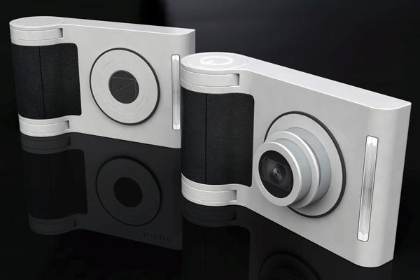 EasyGrab Camera Concept by Arttu-Matti Immonen
