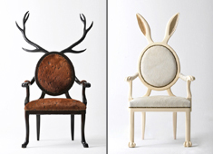 Wild Transforming Chairs