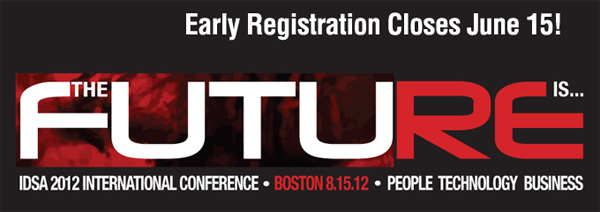 The Future is… in Boston : IDSA's 2012 International Conference