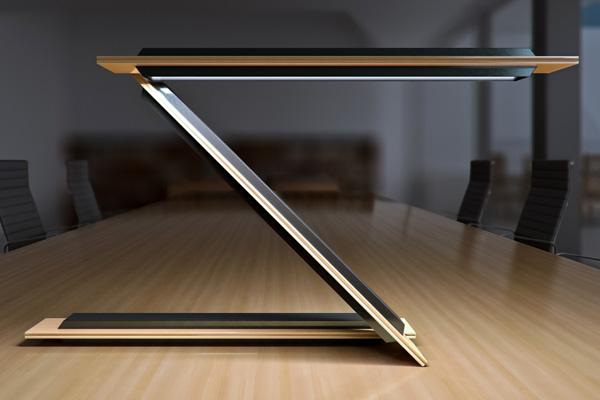 Play With Piano Lights Yanko Design, Modern Piano Lamp