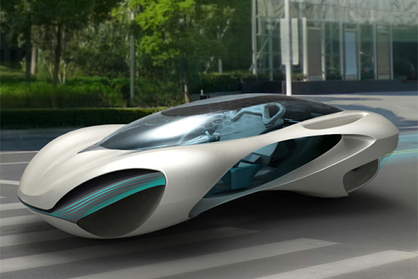 Big Car for Chinatown | Yanko Design