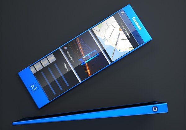 Facebook phone for O architecture facebook