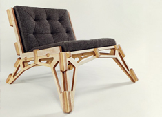 Skeleton Inspired Furniture Series