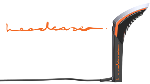Headcase - Men's Hairdryer by Filippa Vajda
