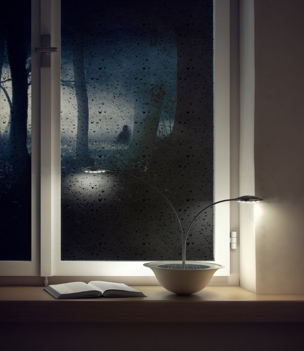 Blum Lamp by OneArtistStudio