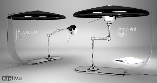 Captiva - Lamp by Stéphane Pietroiusti