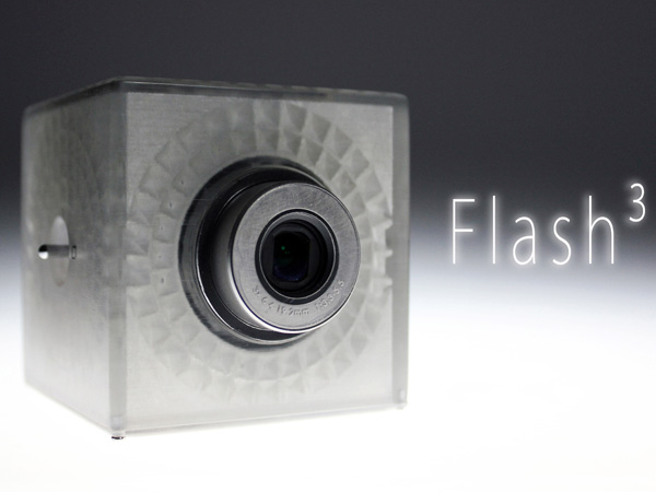 Flash³ Concept Camera by Dani Clode