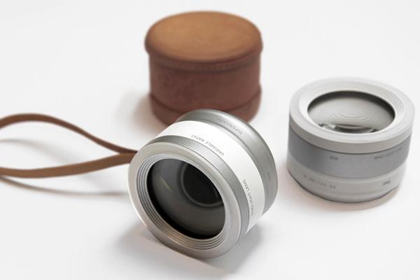 The Iris Camera by Mimi Zou