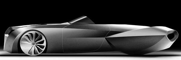 Bentley 'Tailor Made' Concept Car by Kyungeun Ko