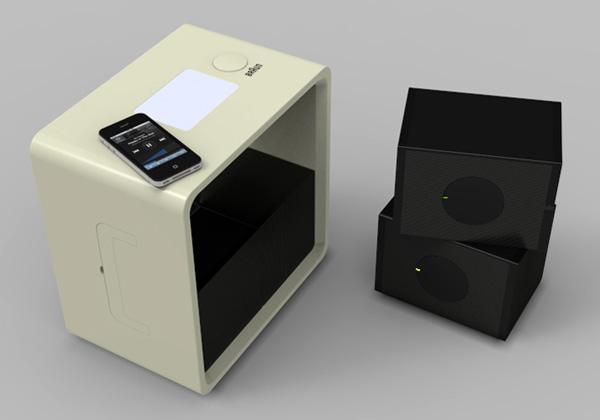 BRAUN MK-01 SoundSystem by Antônio Lucas Celestino da Silva