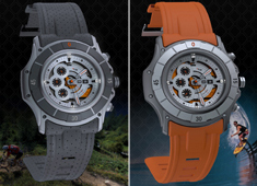 Multifaceted Watch