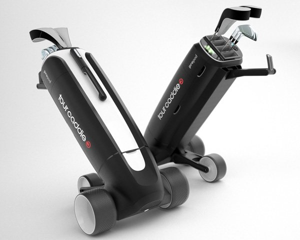 Tour Caddie - ProPod Golf Trolley by AME Design