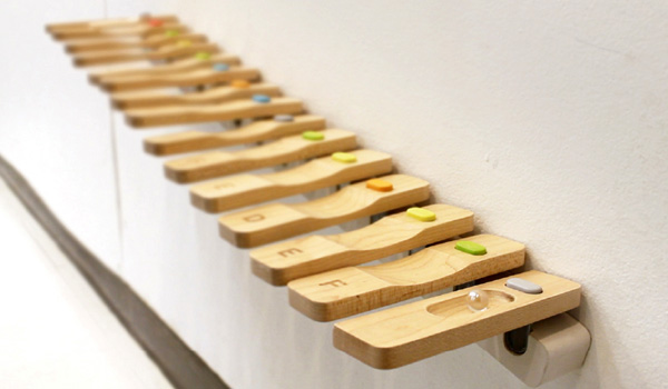 Tinka-tune – Xylophone Redesign by Phil So