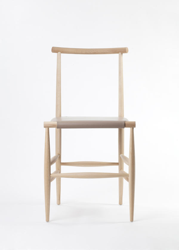 Pelleossa Chair by Francesco Faccin