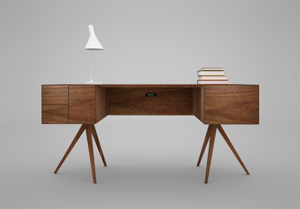 Incunabular Desk by invisiblecity