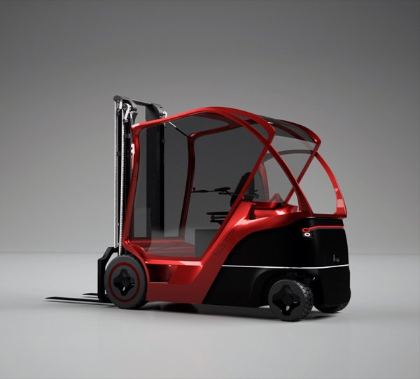 Brachion Forklift by Gergő Kassai