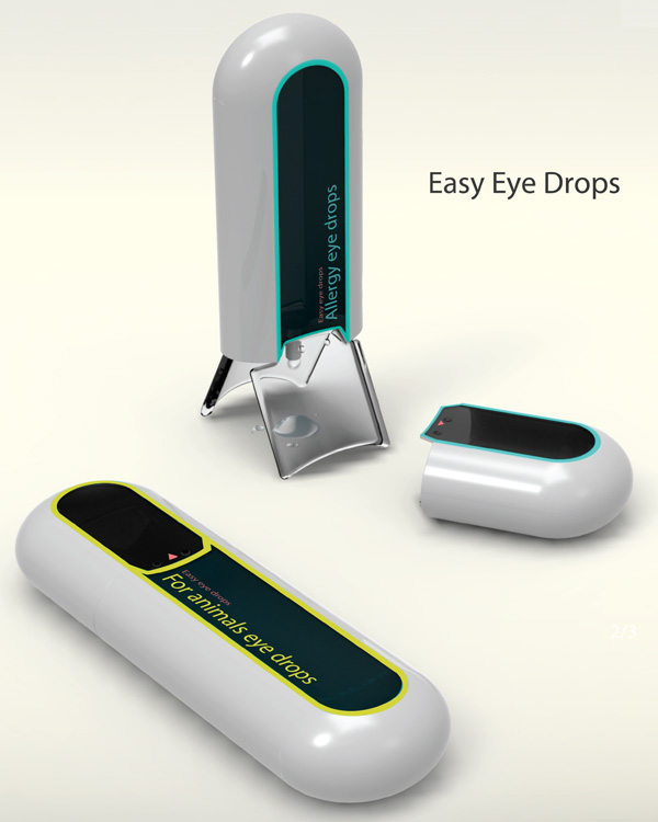 Easy Eye Drops by il-mo D.D Ahn