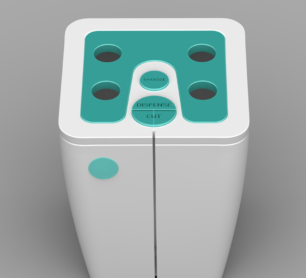 Oral Care Habit Development Device by Christopher Santos