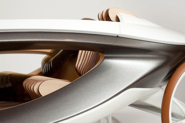 mobile pavilion car yanko design. Black Bedroom Furniture Sets. Home Design Ideas