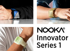 Nooka Launches Innovator Series