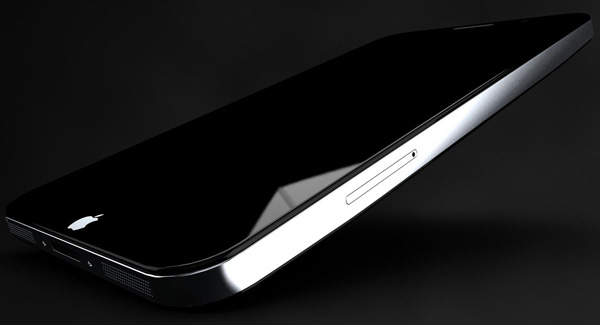 iPhone 6 Concept by Antoine Brieux for NAK Studio