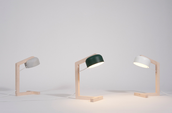 Snövsen Lamp by MadeByWho