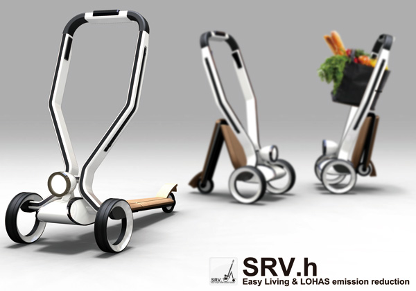 SRV.h – Eco Friendly Transportation by Chiu-YenKai