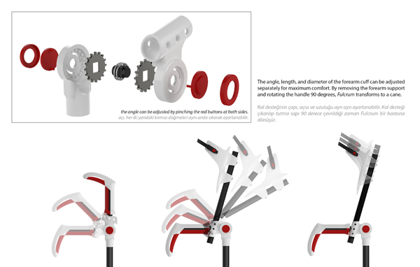 Advanced Crutches Yanko Design