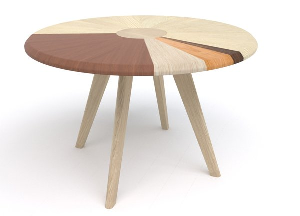 Hunger Table by Luís Porém