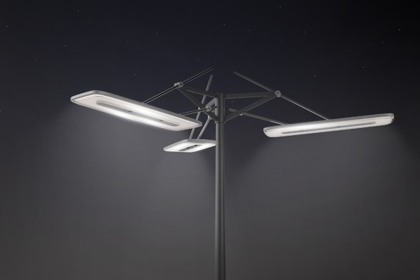 LED Street Lamp by Felix Runde