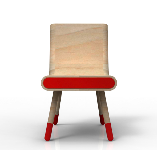 Anti Crise Chair by Pedro Gomes