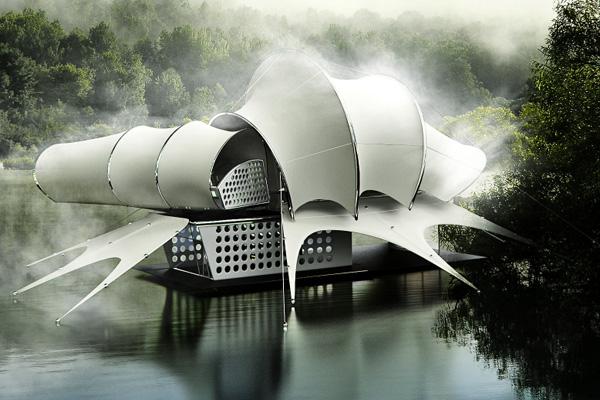 MONOHEDRON Prefab Homes by Andrej Cverha