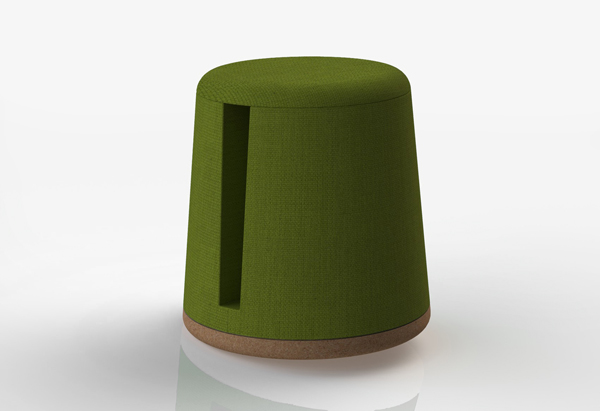 Orbit Stool by Snapp