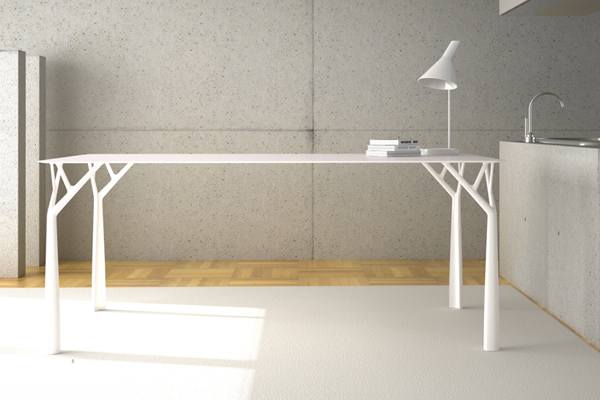 Graft Table by Anil Ercan